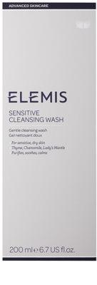 Elemis Advanced Skincare sanftes Reinigungsgel für empfindliche trockene Haut 2