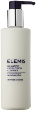 Elemis Advanced Skincare почистващо мляко за тяло за смесена кожа