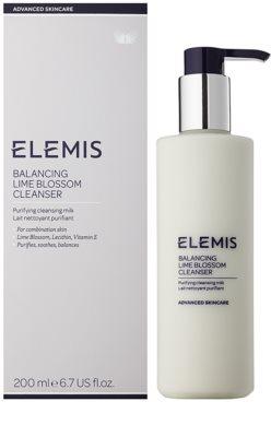 Elemis Advanced Skincare почистващо мляко за тяло за смесена кожа 1