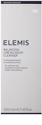 Elemis Advanced Skincare почистващо мляко за тяло за смесена кожа 2