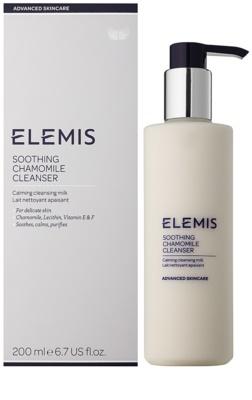 Elemis Advanced Skincare lapte demachiant cu efect de calmare pentru piele sensibila 1