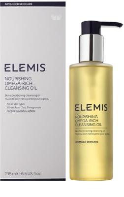 Elemis Advanced Skincare vyživující čisticí olej pro všechny typy pleti 1