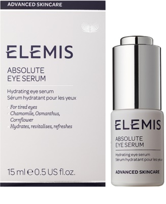 Elemis Advanced Skincare serum nawilżające do oczu 1
