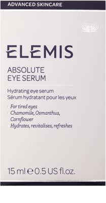 Elemis Advanced Skincare serum nawilżające do oczu 2