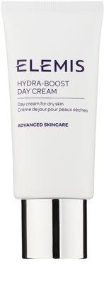 Elemis Advanced Skincare gazdag nappali krém normál és száraz bőrre