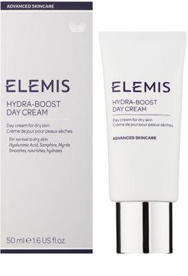 Elemis Advanced Skincare reichhaltige Tagescreme für normale und trockene Haut 1