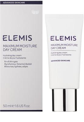 Elemis Advanced Skincare erősen hidratáló nappali krém minden bőrtípusra 1