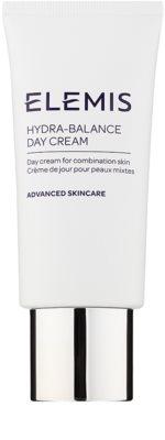 Elemis Advanced Skincare könnyű nappali krém normál és kombinált bőrre
