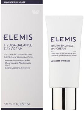 Elemis Advanced Skincare leichte Tagescreme für normale Haut und Mischhaut 1