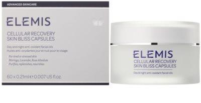 Elemis Advanced Skincare Ulei facial antioxidant pentru zi și noapte in capsule 2