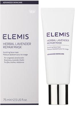 Elemis Advanced Skincare zklidňující maska pro citlivou a zarudlou pleť 1