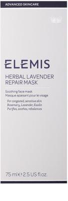 Elemis Advanced Skincare zklidňující maska pro citlivou a zarudlou pleť 2