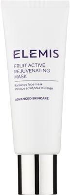 Elemis Advanced Skincare maska odmładzająca i rozświetlająca do cery zmęczonej