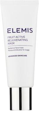 Elemis Advanced Skincare verjüngende und aufhellende Maske für müde Haut
