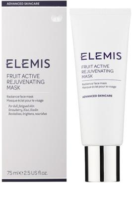 Elemis Advanced Skincare omladzujúca a rozjasňujúca maska pre unavenú pleť 1