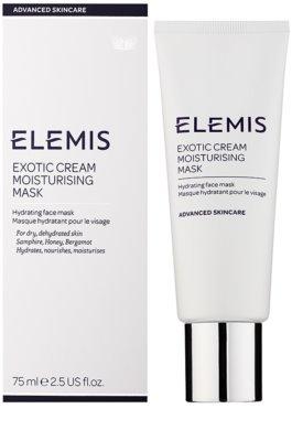Elemis Advanced Skincare Hydratisierende Maske für dehydrierte trockene Haut 1