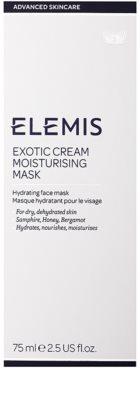 Elemis Advanced Skincare hydratační maska pro dehydratovanou suchou pleť 2