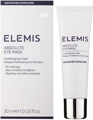 Elemis Advanced Skincare зволожуюча маска для очей 1