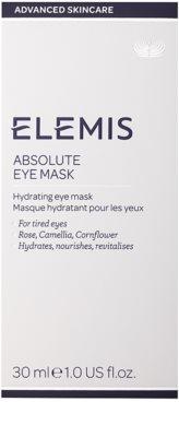 Elemis Advanced Skincare hydratační maska na oči 2