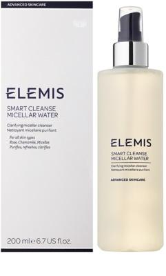 Elemis Advanced Skincare água micelar de limpeza para todos os tipos de pele 1