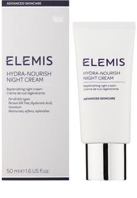 Elemis Advanced Skincare výživný noční krém pro všechny typy pleti 1