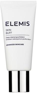 Elemis Advanced Skincare exfoliante de limpieza profunda  para todo tipo de pieles