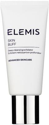 Elemis Advanced Skincare peeling de limpeza profunda para todos os tipos de pele