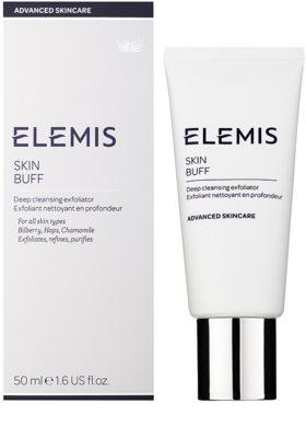 Elemis Advanced Skincare tiefenwirksames Reinigungspeeling für alle Hauttypen 1