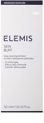 Elemis Advanced Skincare tiefenwirksames Reinigungspeeling für alle Hauttypen 2