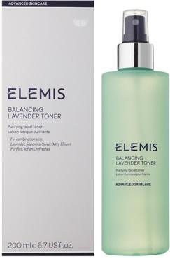 Elemis Advanced Skincare tonic pentru curatare pentru ten mixt 1