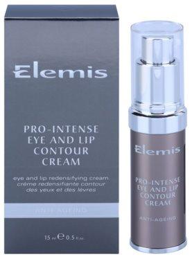Elemis Anti-Ageing creme antirrugas para o contorno dos olhos e lábios 1