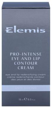Elemis Anti-Ageing creme antirrugas para o contorno dos olhos e lábios 2