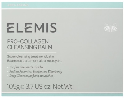 Elemis Anti-Ageing Pro-Collagen hloubkově čisticí balzám 3