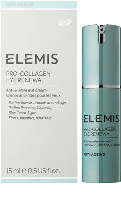 Elemis Anti-Ageing Pro-Collagen Anti-Falten Augencreme 1