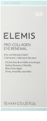 Elemis Anti-Ageing Pro-Collagen крем за околоочния контур против бръчки 2