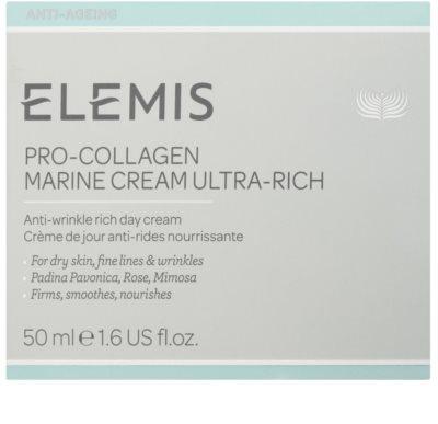Elemis Anti-Ageing Pro-Collagen eine reichhaltige Tagescreme gegen Falten 2