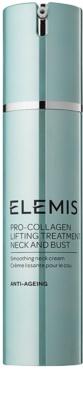 Elemis Anti-Ageing Pro-Collagen kisimító krém nyakra és a dekoltázsra