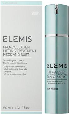Elemis Anti-Ageing Pro-Collagen verfeinernde Crem für Hals und Dekolleté 1