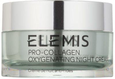 Elemis Anti-Ageing Pro-Collagen nočný krém proti vráskam