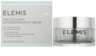 Elemis Anti-Ageing Pro-Collagen crema de noche antiarrugas 1