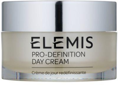 Elemis Anti-Ageing Pro-Definition денний зміцнюючий крем-ліфтінг для зрілої шкіри