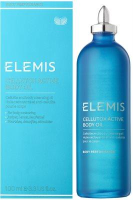 Elemis Body Performance Ulei detoxifiant anti celulita 1
