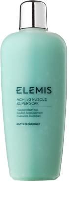 Elemis Body Performance espuma de banho para musculos cansados