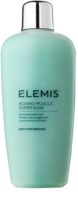 Elemis Body Performance pěna do koupele pro unavené svaly