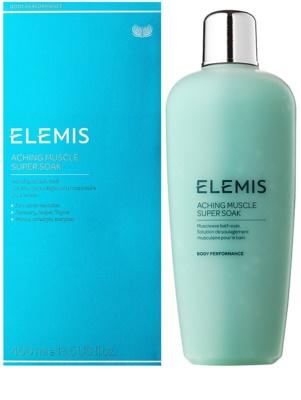 Elemis Body Performance espuma de baño para músculos cansados 1