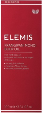 Elemis Body Exotics pečující olej na vlasy, nehty a tělo 2