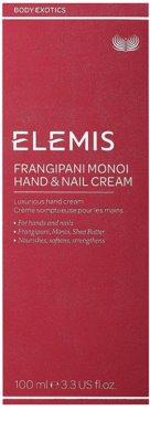 Elemis Body Exotics Luxuscreme für Hände und Fingernägel 2