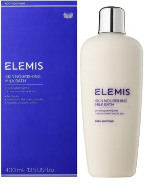 Elemis Body Soothing mlieko do kúpeľa s vyživujúcim účinkom 1