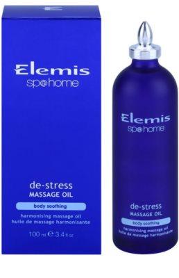 Elemis Body Soothing масажно олио 1