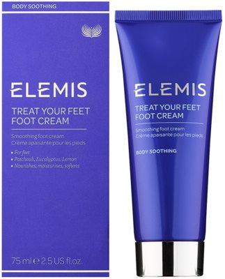 Elemis Body Soothing kisimító krém lábakra 1